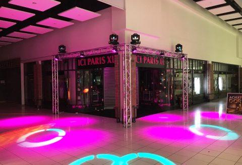Notre service de Merchandising au Shopping Cora de Rocourt !