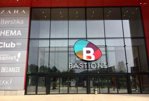 Ouverture officielle du Shopping Les Bastions à Tournai : nous y sommes pour ICI PARIS XL !
