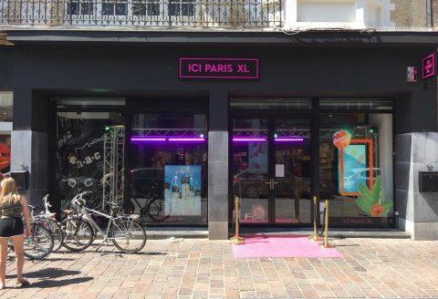 Service Merchandising à Ypres (Ieper) avec DJ pour un magasin !