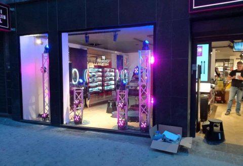 Notre service Merchandising à Liège, Pont d'Ile !