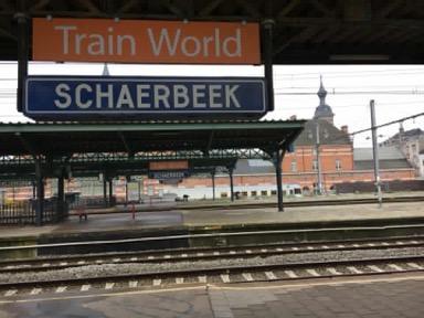 Installation d'un système de conférence au Train World de Bruxelles (musée à Schaerbeek)