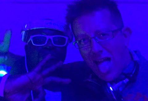 DJ en duo avec le célèbre DJ Crazy Sir-G !