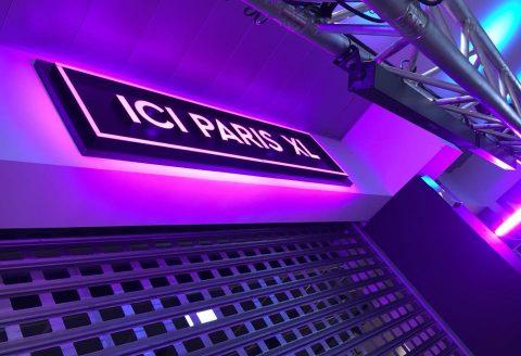 Installation Son et Lumière prête au tout nouveau ICI PARIS XL de Eupen!