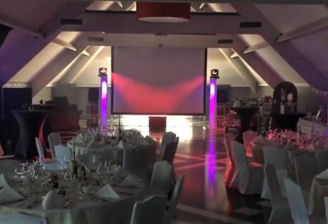 Superbe mariage au Lac de Genval dans le Martin's Hotels !