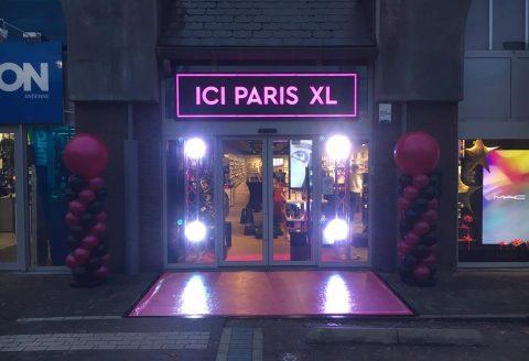 Notre Service Merchandising se trouve dans un magasin à Andenne, près de Namur !