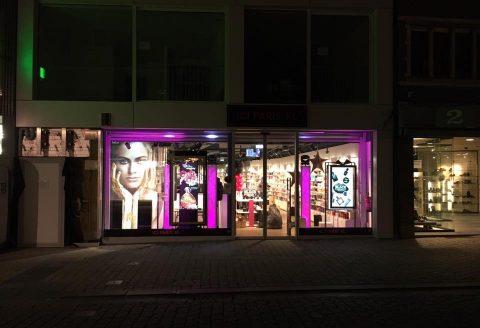 Service Merchandising à Herentals pour un magasin !