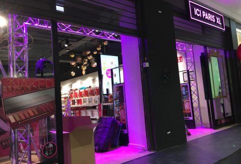 Nous assurons l'ouverture d'un magasin au Shopping de Woluwé, à Bruxelles !