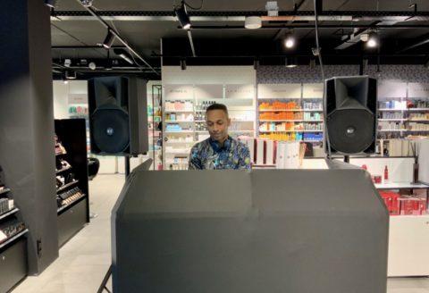 Nous mettons en valeur l'ouverture d'un magasin à Libramont !