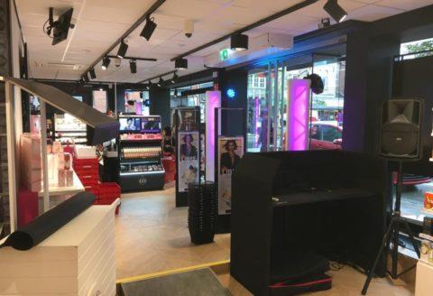Nous voilà à Wilrijk pour l'ouverture d'un magasin ICI PARIS XL !